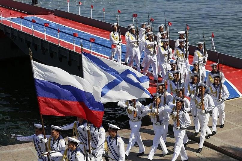 25 июля 2021 — День Военно-Морского Флота России
