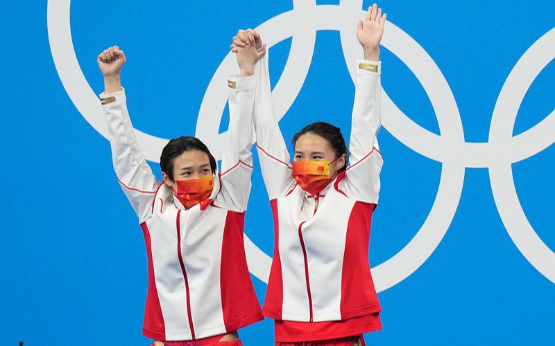 Китайские спортсмены взяли 3 олимпийских золота 25 июля в Токио