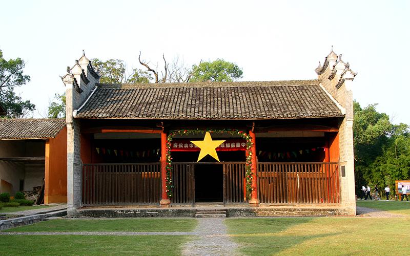 «Красная память»: место создания Китайской Советской республики