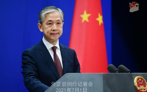 Собственное справедливое суждение по клевете США и Великобритании на попытки Китая контролировать международные организации