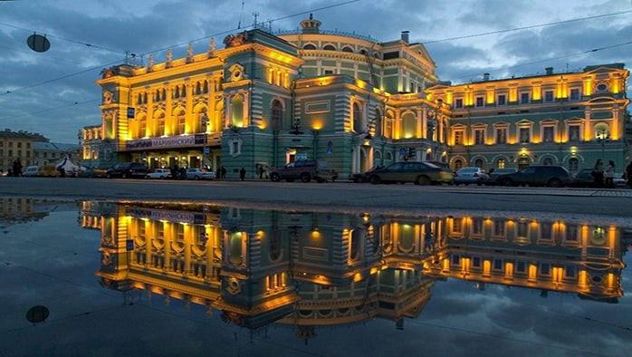 День рождения Мариинского театра!
