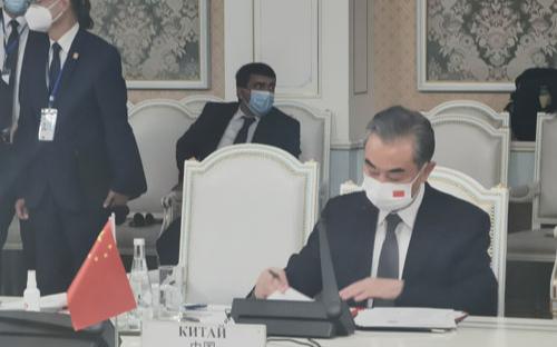 Ван И принял участие в заседании Совета министров иностранных дел государств-членов ШОС