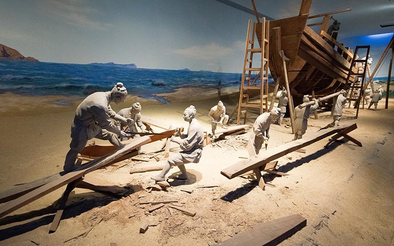 Музей Морского шелкового пути