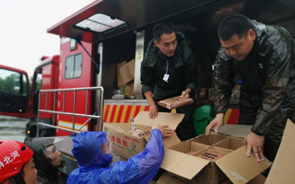 Минфин Китая выделил 100 млн юаней на помощь провинции Хэнань