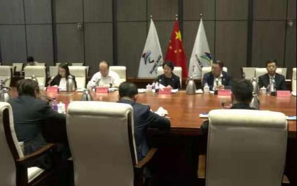 Оргкомитет зимних Олимпийских игр в Пекине и Главное управление спорта КНР подписали соглашение о борьбе с допингом