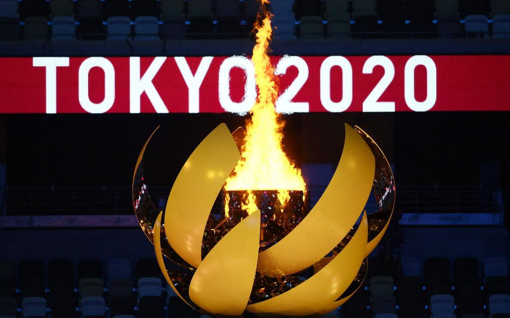 Александр Беглов пожелал петербургским олимпийцам побед в Токио