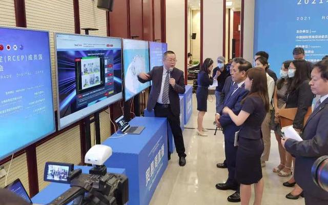 В Пекине открылась выставка, способствующая международной торговле между странами Регионального всеобъемлющего экономического партнерства