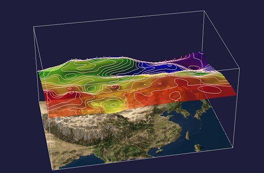 Китай запустил новую авиационную систему дистанционного зондирования Земли
