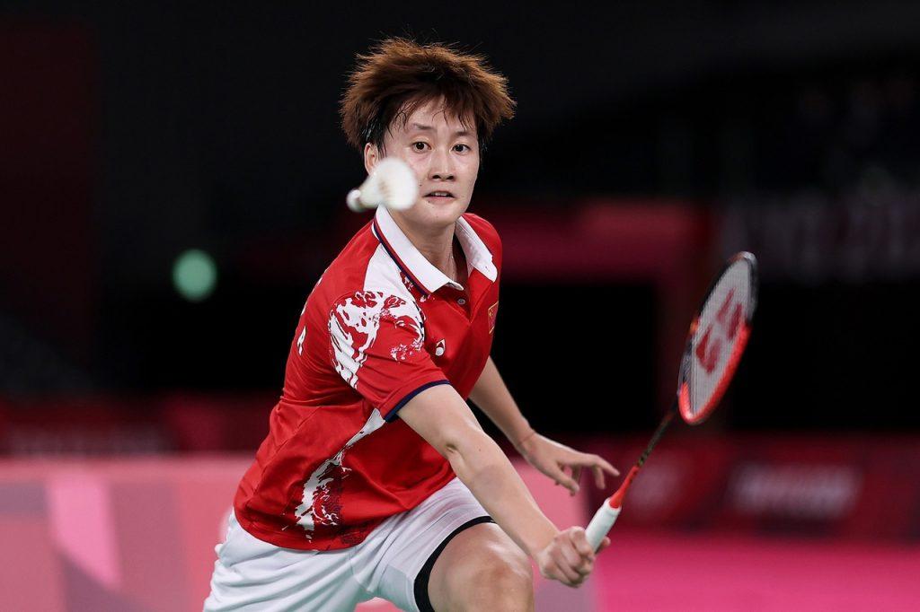 Золото в копилку китайской сборной!
