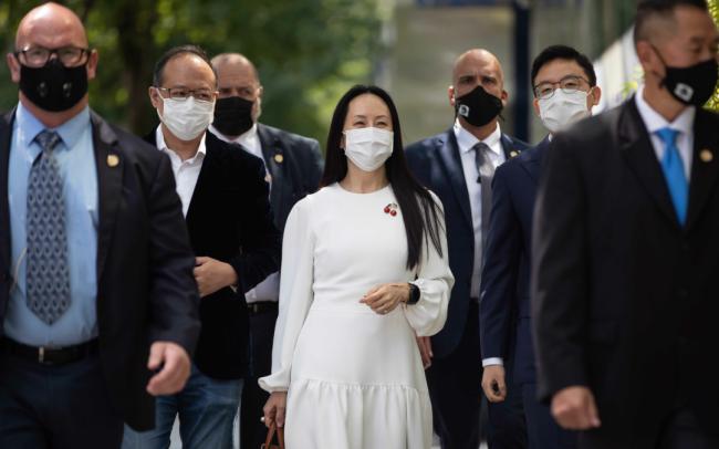 Китайская газета призывает власти Канады освободить финансового директора Huawei
