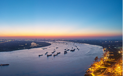 Китай усилит финансовую поддержку развития экономического пояса вдоль реки Янцзы