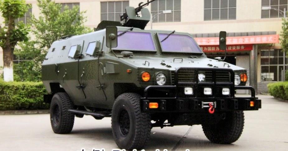 «Лучше Хаммеров»: Китай запустил в массовое производство бронемашины третьего поколения