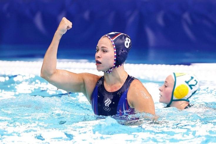Женская сборная России по водному поло обыграла Австралию и вышла в полуфинал ОИ-2020