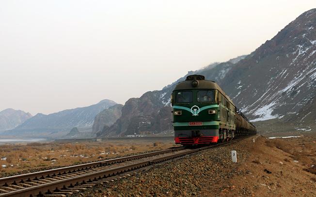 В китайском Синьцзяне подвели итоги торгового транзита с Россией и Европой