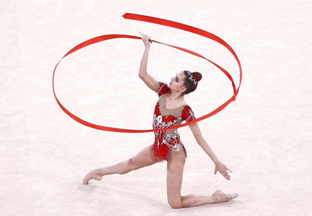 Судьи на соревнованиях по художественной гимнастике на Олимпиаде пошли на подлог