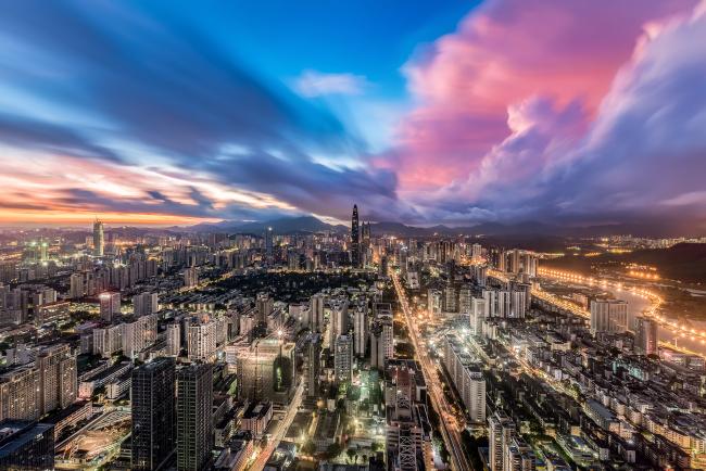 Китай начал развивать «15-минутные города»