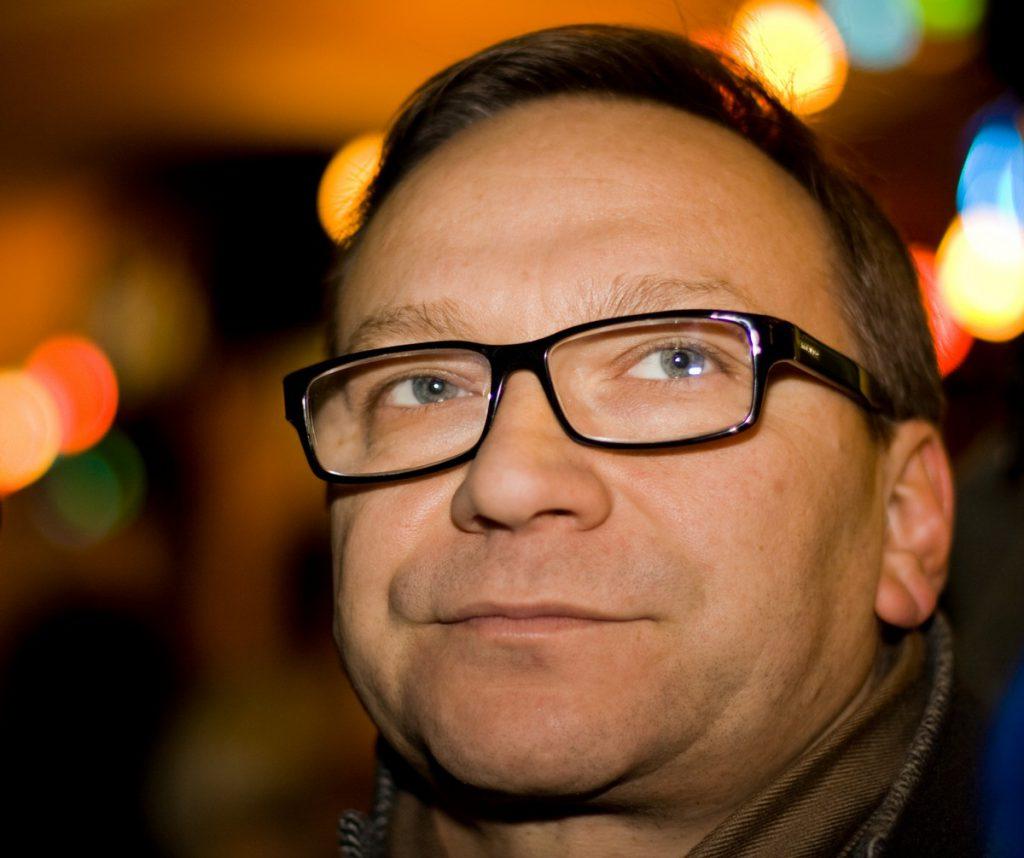 Игорь Угольников поздравил RADIO METRO 102.4 FM c 20 летием!
