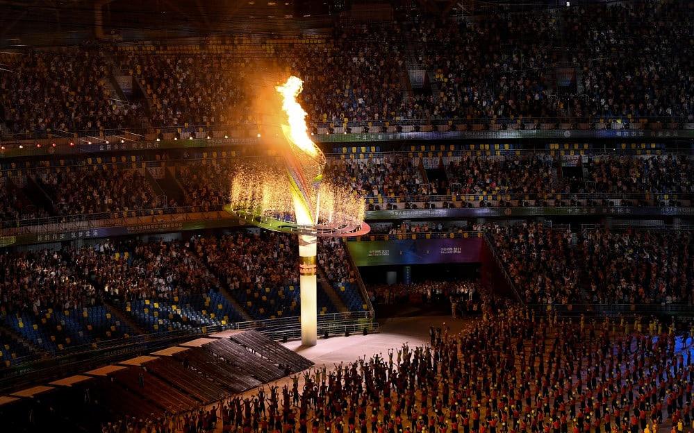 XIV Национальные игры Китая открыты!