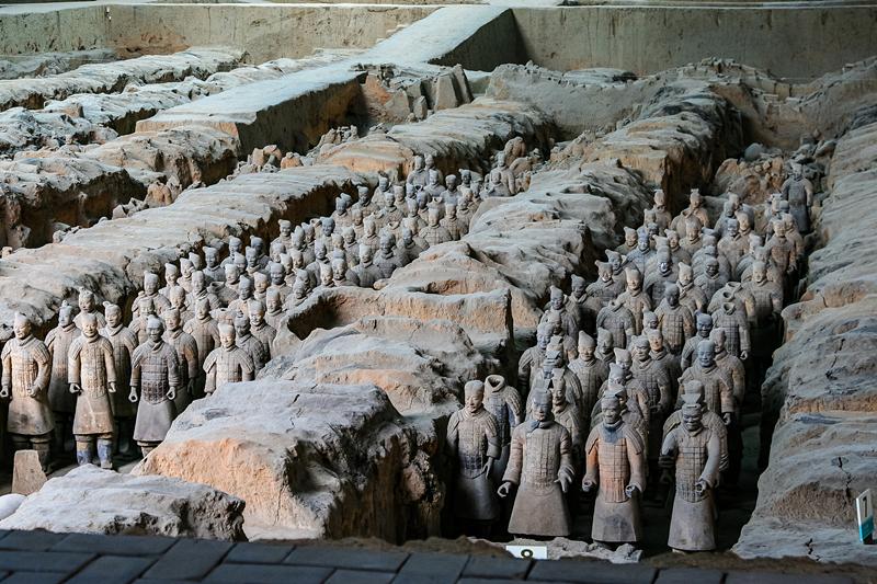 Из глубины тысячелетий. Что скрывают древние китайские гробницы