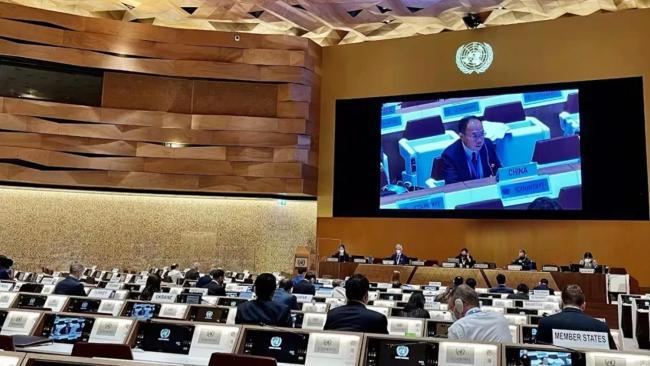 Китай призвал возобновить переговоры по протоколу о проверках в рамках Конвенции о запрещении биооружия