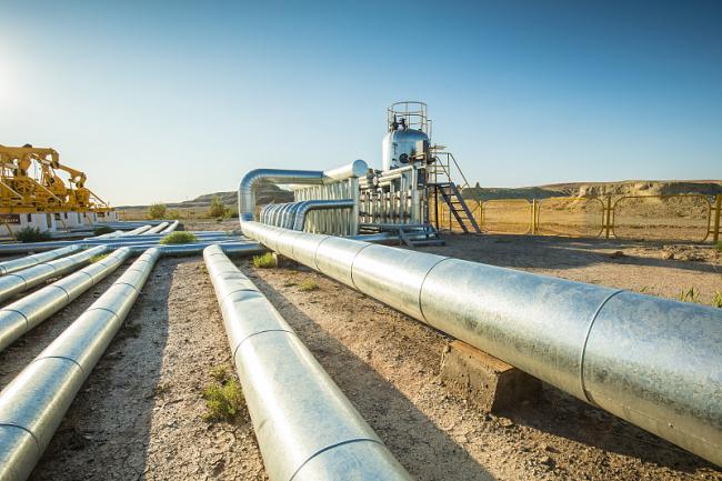 В Китае приступили к строительству центрального участка 3-й линии газопровода Запад-Восток