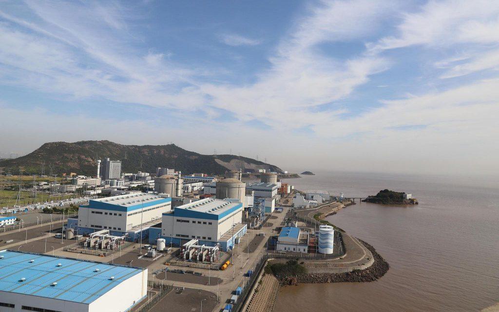 Срок службы старейшего китайского реактора продлен до 2041 года