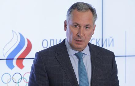 Олимпийский комитет России презентует форму на Игры в Пекине в декабре