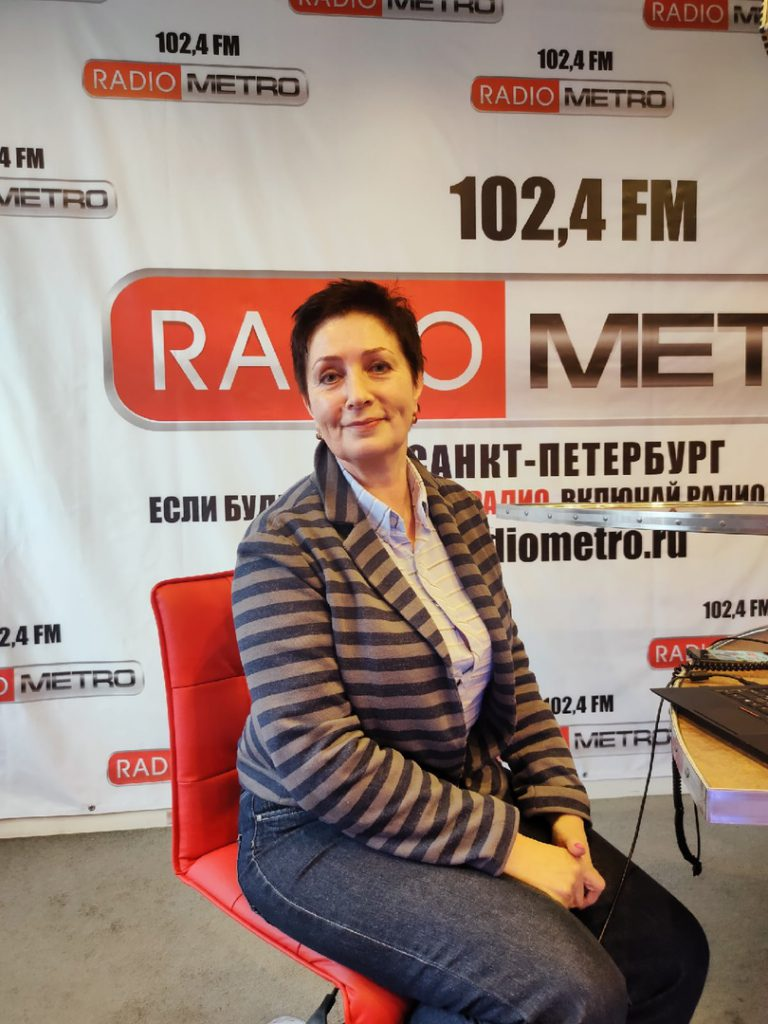 ГОСТИ1024FM —  Ольга Мигунова