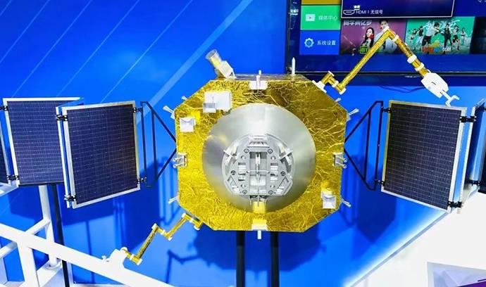 Китайский космический заправщик дебютирует на авиасалоне Airshow China 2021
