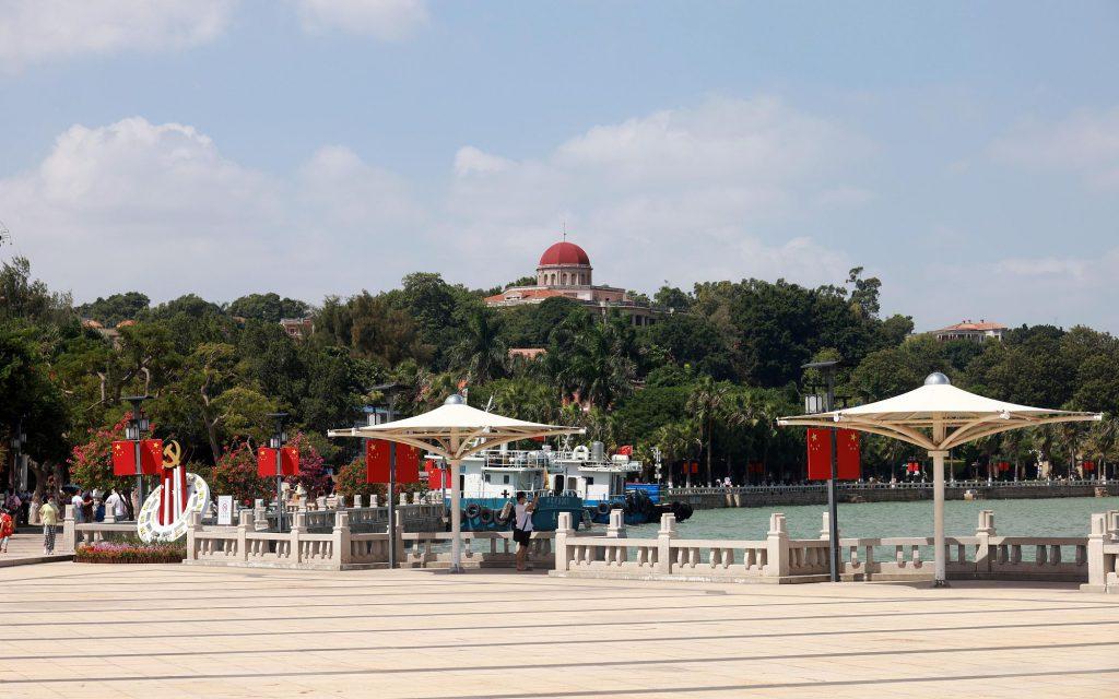 Живописный остров Гуланъюй вновь открылся для посетителей