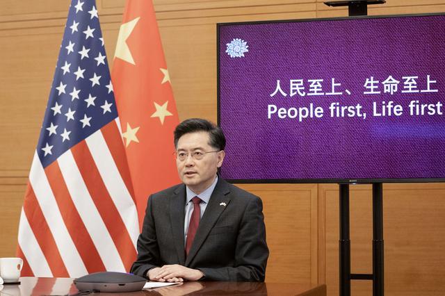 Семь слов про Китай — посол КНР в США представил американской публике тенденции развития китайского общества
