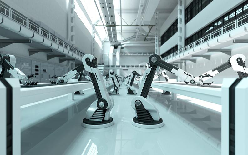 Производство промышленных роботов в Китае резко выросло в январе-августе 2021 года