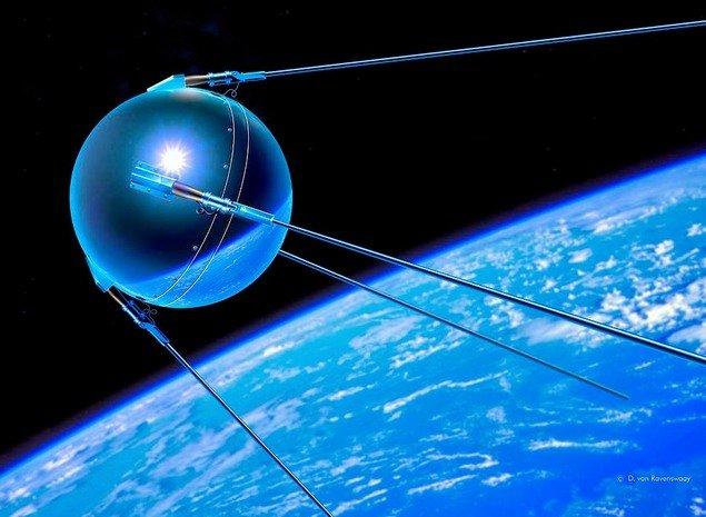 Сегодня, 4 октября, исполняется 64 года с начала космической эры